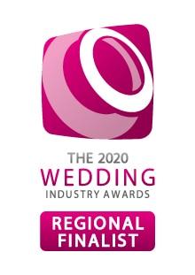 wedding awards badge Chris Denner